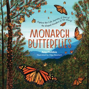 """Book cover of """"Monarch Butterflies"""""""