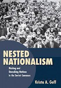 """Book cover of """"Nested Nationalism"""""""