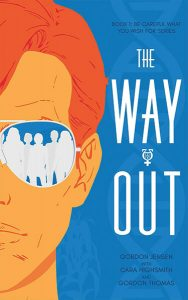 """Book cover of """"The Way Out"""""""