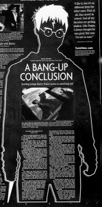 Article reviewing the final Harry Potter book