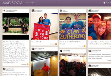 Mac Social screen shot