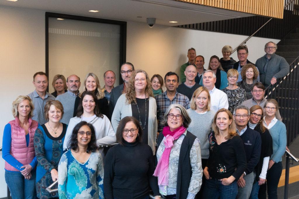 Photo of the 2019-20 Parent Council