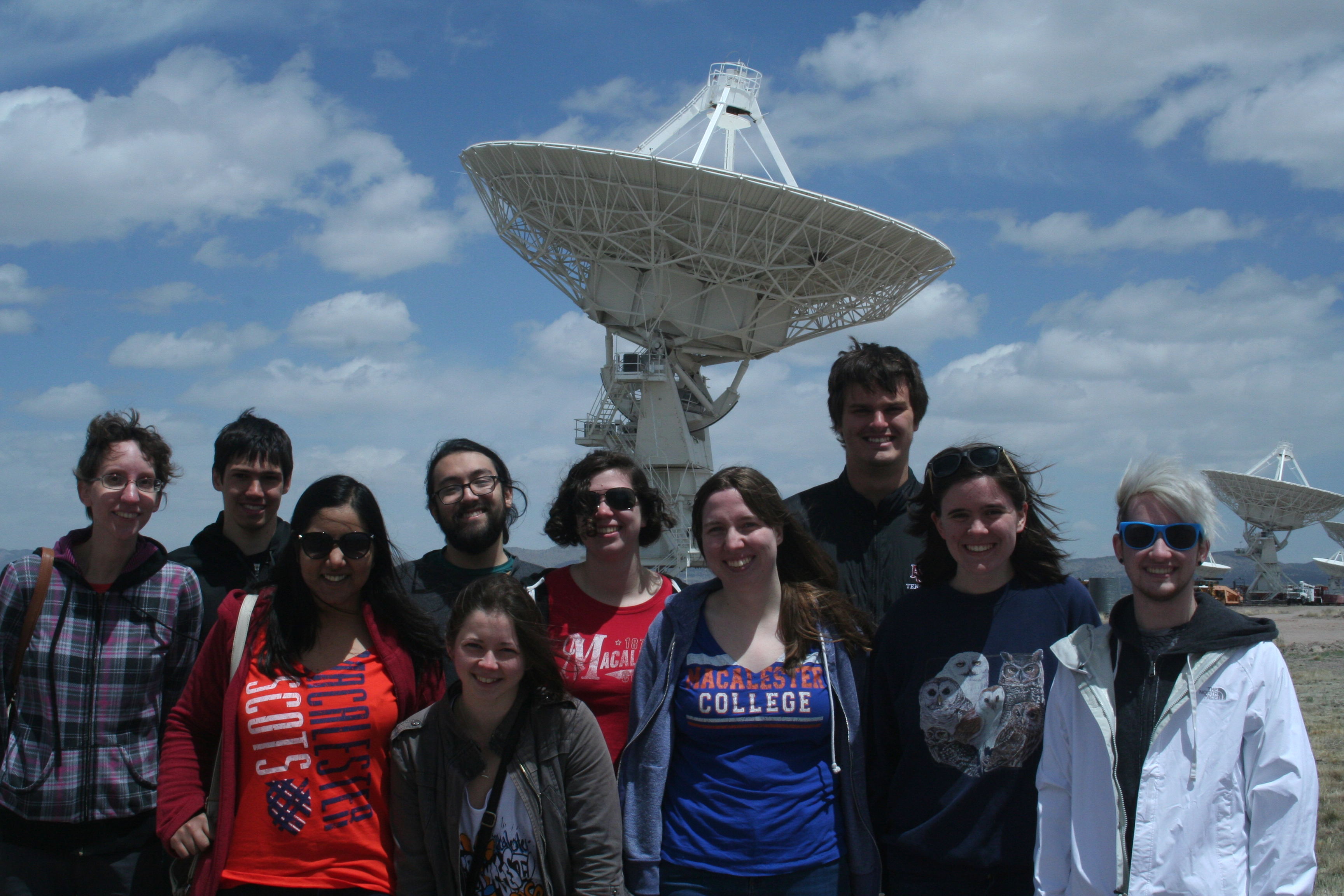 PHYS 440 at Very Large Array