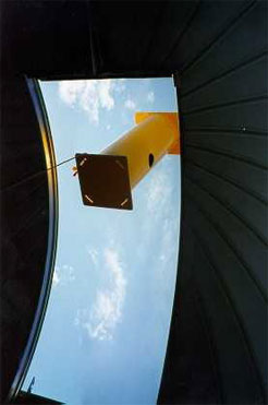 From Telescope installation 1998