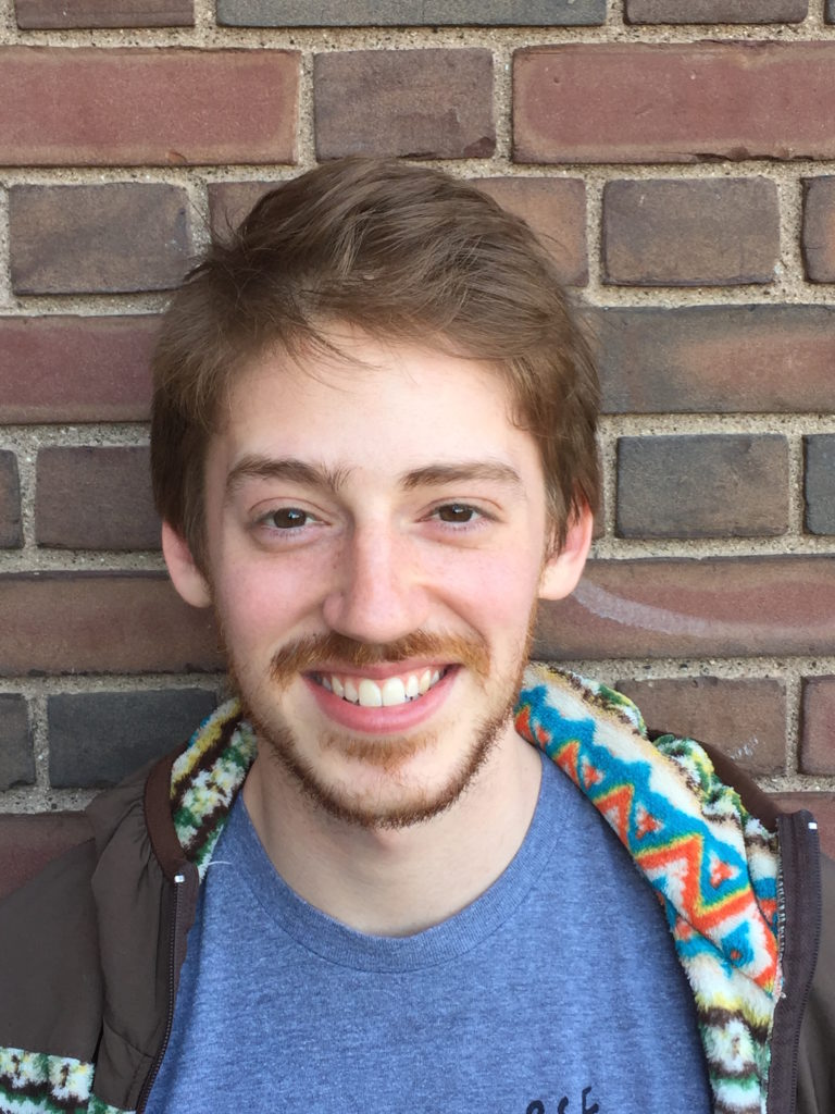 Alex Gordon '18 (Chicago, IL). Honors Thesis: A Narrowband Emission-Line Survey of the Large Magellanic Cloud. After Mac:  teaching in the Schuler Scholar Program for AmeriCorps.
