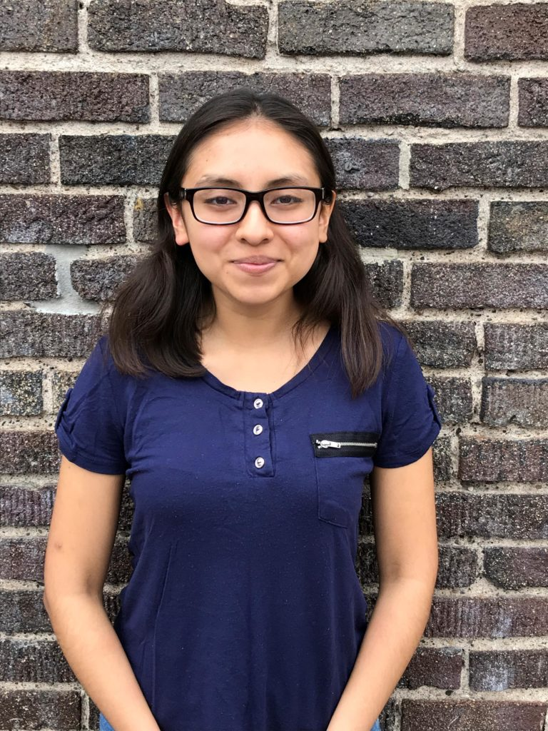 Karen Pérez Sarmiento '19 (San Nicolas Totolapan, Mexico). Capstone Research: Predictions from Observations of Dwarf Galaxies and Observable Rates with Ground-based Gravitational-wave Detectors.