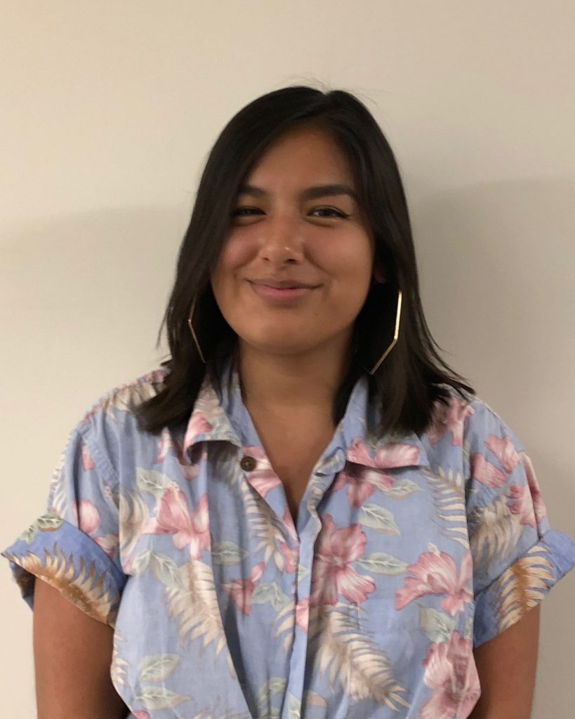 Hannah Gilbonio '20 (Houston, TX). Capstone Research: Crumpling of graphene optimizes graphene field effect transistors (GFETs) as biosensors. After Mac: Graduate school at Emory University.