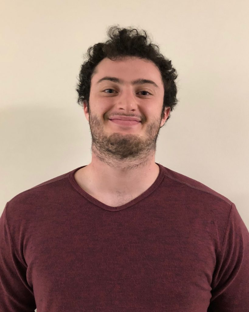 Josh Bartz '20 (Omaha, NE). Capstone Research: Determining tidal interactions between the Leoncino Dwarf and UGC 5186.