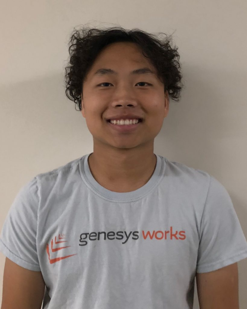 Salamong Xiong '20 (St. Paul, MN). Capstone Research: SuperCDMS: Energy Calibration of a Ge HV Particle Detector.