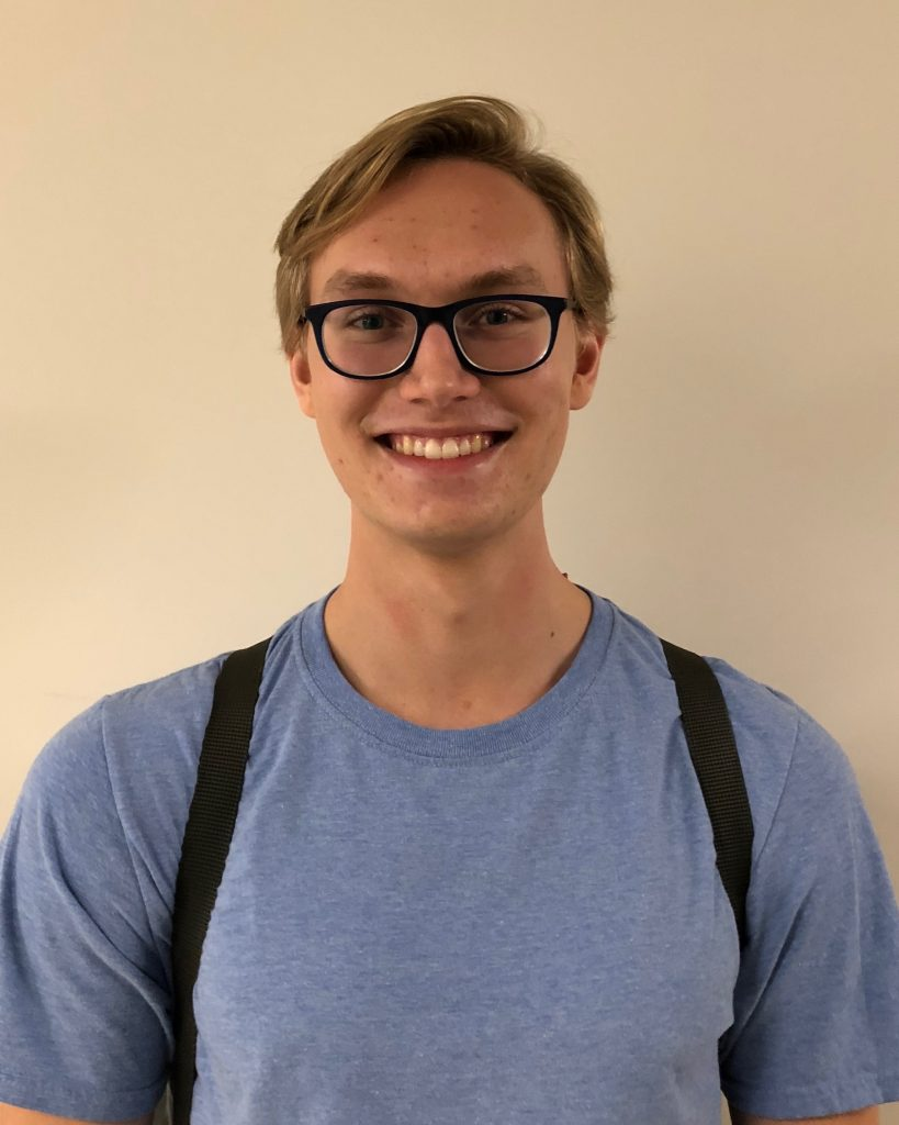 William Setterberg '20 (Minneapolis, MN). Honors Thesis: Nitrogen Vacancy Center Optical Magnetometry of a Barium-Iron-Cobalt Superconductor. After Mac: Graduate school at the University of Minnesota.