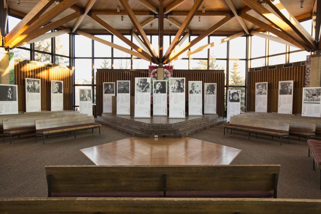 Weyerhaeuser Memorial Chapel
