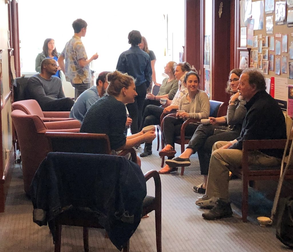 Religious Studies Department hosts monthly Chai Time events