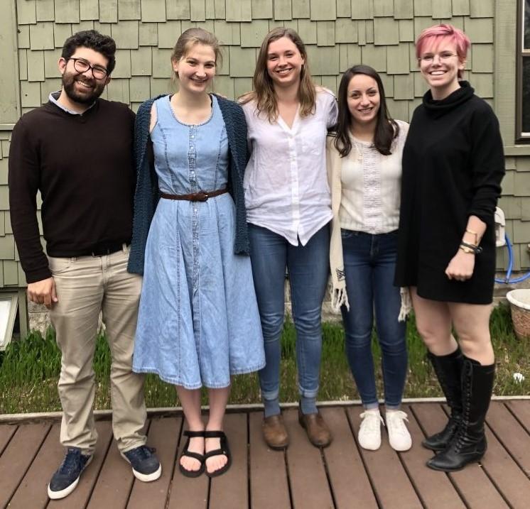 2019 Religious Studies graduates
