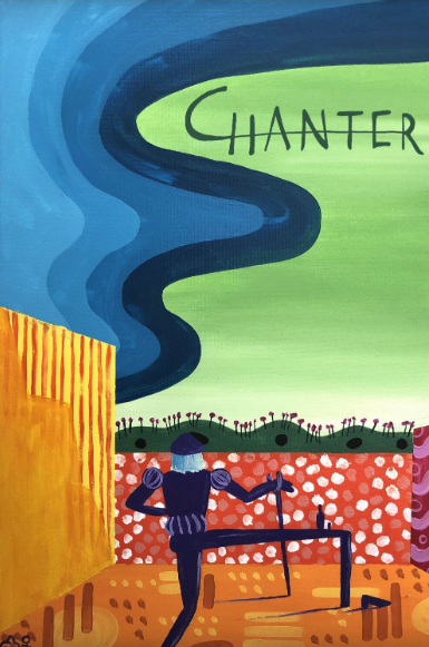 Cover of the Fall 2020 Chanter magazine.