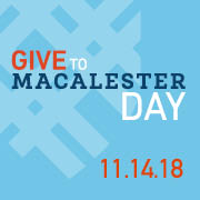 Give to Macalester Day 2018 Facebook Profile Image
