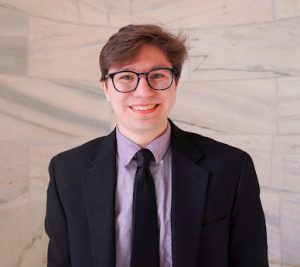 Photo of Aaron Backs