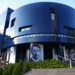 Front view of the Guthrie Theater