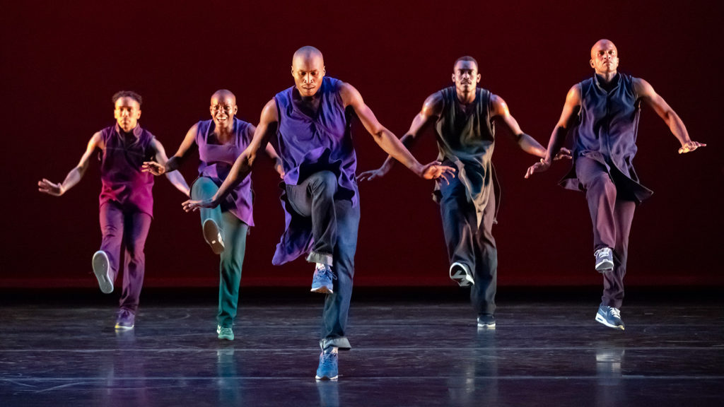 """Lazarus"" by Alvin Ailey American Dance Theater, performed at Northrop Auditorium, University of Minnesota (March 2019)"