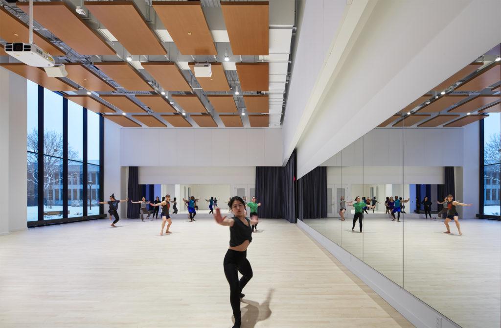 Fox Dance Studio  © Gaffer Photography