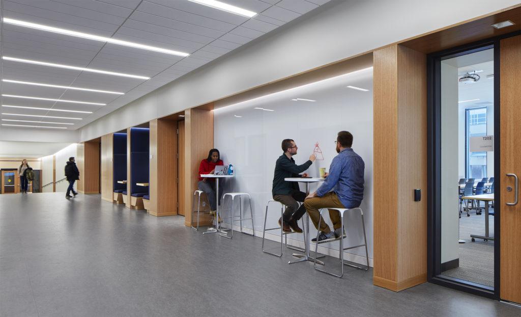 Classroom Hallway © Gaffer Photography