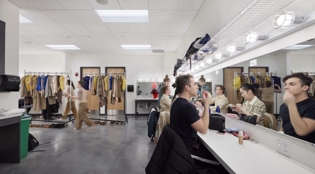 Makeup Classroom © Gaffer Photography