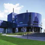 View of the Guthrie Theatre