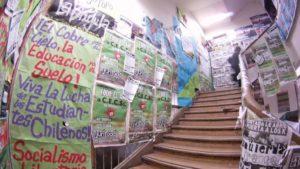 University of Buenos Aires Filosfía y Letras campus