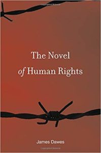 The Novel of Human Rights cover