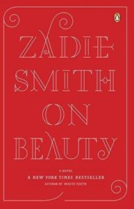 Cover of On Beauty by Zadie Smith