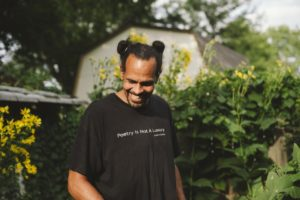 Photo of Ross Gay