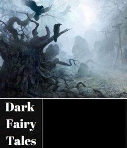 Dark fairy tales Pop Talk poster
